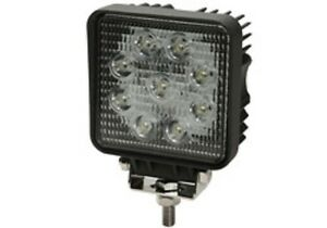 Ecco E92006 Square Led Flood Beam Worklamp