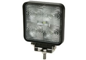 Ecco E92007 Square Led Flood Beam Worklamp