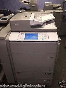 Canon Advance Ir C7055 Irc7055 Copier Printer Scanner