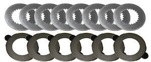 Ford 8 8 Differential Traction Lock Heavy Duty Clutch Pack Kit