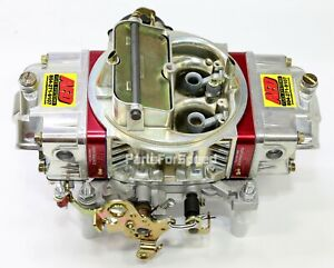 Aed 750ho Aluminum Holley Double Pumper Carb Street Race Billet Electric Choke