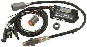Daytona Sensors Wego Iii Wideband Oxygen Sensor And Air Fuel Ratio Gauge Afr O2