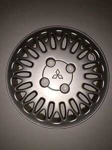 Mitsubishi Expo Factory Oem 14 Wheel Cover Hubcap Used 57572 Hub Cap Single