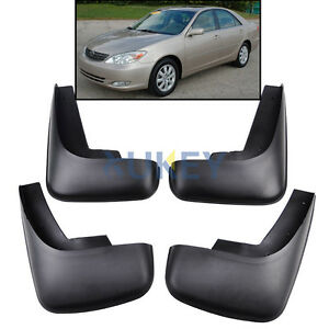 For Toyota Camry 2002 2006 Mud Flap Flaps Splash Guards Mudguards 2003 2004 2005