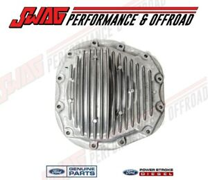 99 07 Ford Super Duty Powerstroke Diesel Finned Differential Cover Upgrade 4033