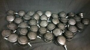 Gross Stabil 3 Casters Lot Of 38