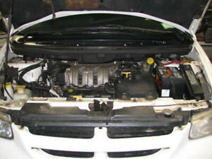 1998 Dodge Caravan Engine Motor Vin R 3 3l