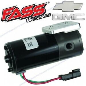 11 14 Gm Chevrolet Duramax Fass Flow Enhancer Fuel Pump Lift Pump Dmax 7002