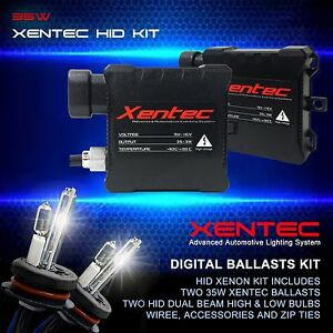Xentec Xenon Hid Kit Conversion Dual Beam Halogen High Hid Low 9007 Hb5