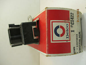 Nos Ac Delco C1422 Gm 12323018 Ignition Switch 1989 90 Chrysler Dodge Plymouth