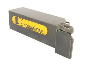 Used Kennametal 1 50 Shank Nrl 243d Top Notch Turning Tool Holder Nu 3r