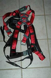 Msa Full Body Safety Harness 10041600 400 Lb Xl X large Nos