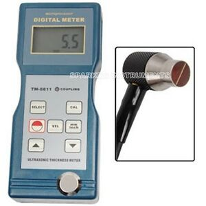 Tm 8811 Digital Ultrasonic Wall Thickness Meter Tester Testing Gauge