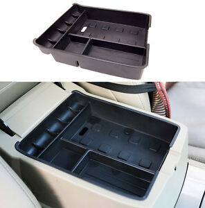 Fit For Toyota Highlander 2008 2013 Arm Rest Center Console Storage Box Plate