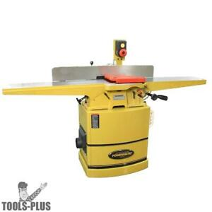 Powermatic 2hp 1ph 230v 8 Jointer 1610084k New