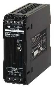Omron S8vk g06024 Dc Power Supply 24vdc 2 5a 50 60hz