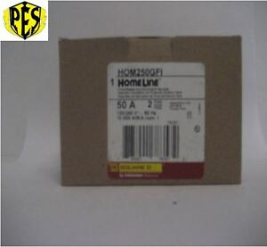 new square D Homeline Part Hom250gfi Brand New Stock new In The Box Best Pri