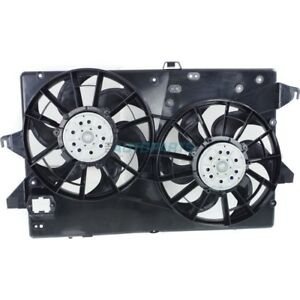 New 1995 02 Fits Ford Contour Front Radiator Fan Assembly Fo3115115 F8rz8c607ge