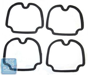 1973 77 Chevrolet Chevelle El Camino Tail Lamp Lens Gasket Set Of 4