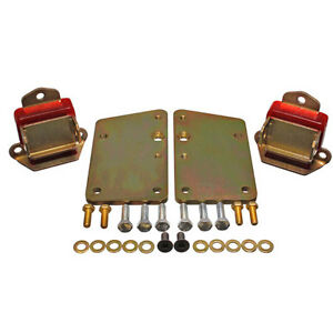 Energy Suspension 3 1148r Red Ls Motor Conversion Set