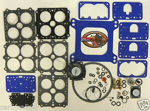 Holley 4150 Carburetor Rebuild Kit Vacuum Secondary Diaphragm Etoh Resistant