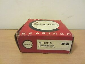 Torrington Na6916 Needle Roller Bearing Ina Na6916