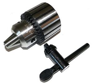 3 16 3 4 Super Heavy Duty Drill Chuck With Key Jt3 Taper In Prime Quality
