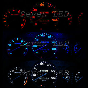 Led Kit For Honda Civic Ek 96 98 Gauge Cluster And Climate Control