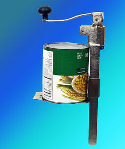 New Mtn Commercial Restaurant Large Heavy Duty Table Can Opener 11
