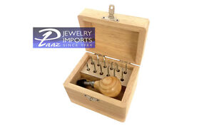 Millgrain Tool Set Of 12 Sizes 1 12 Made In France