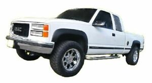Fender Flares Matte Black Smooth Finish Fits 88 98 Chevrolet And Gmc C k 1500