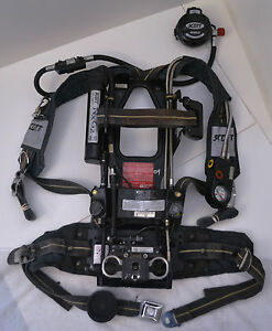Refurbished Scott Nxg2 4 5 Scba Firefighter Air Pak 2002 Ed Comes W New Av2000