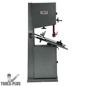Jet Vbs 18mw 3 4 Hp 1ph 115 230v Metal Wood Vertical Band Saw 414418 New