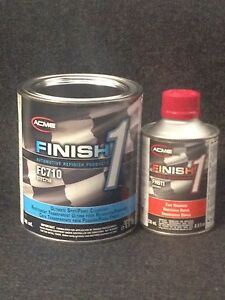 Sherwin Williams Fc710 W Fh612 Finish1 Ultimate Spot Panel Clearcoat Quart Kit