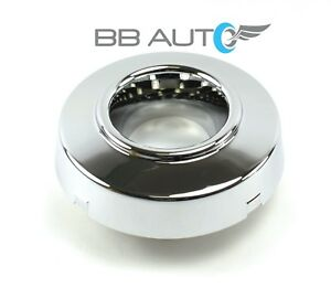 New 99 04 Ford F350 Super Duty Dually Front 4x4 Alloy Wheel Chrome Center Cap