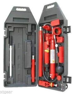 New Hydraulic Ram 10 Ton Porta Power Body Frame Repair Kit