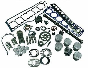 Amc Jeep 258 81 90 Master Engine Overhaul Kit