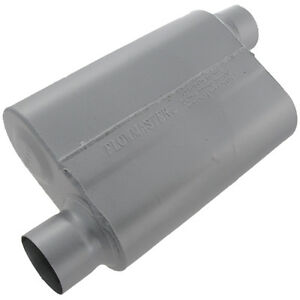 Flowmaster 40 Series Muffler 3 Offset In 3 Offset Out