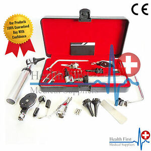 Ent Opthalmoscope Ophthalmoscope Otoscope Nasal Larynx Diagnostic Set Ce Mark