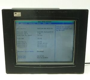 3m Dynapro Et 4550 Industrial Touchscreen Computer Operator Interface Terminal