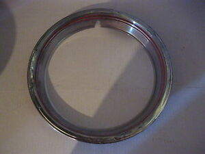 Ford Truck Trim Ring 1982 1996 Factory Oem 15 Used single
