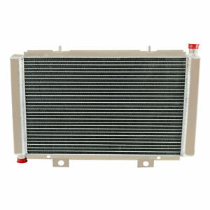 Aluminum Radiator For Can am Commander 1000 2010 on Maverick 2013 on