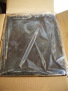 Lot Of 12 Trophy Parts Black Marble Finish 10 1 2 X 13 Plaque Boards 704bk