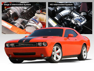 Challenger Hemi Rt 5 7l Procharger P 1sc 1 Supercharger Ho Intercooled Tuner Kit