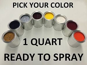 Pick Your Color 1 Quart Ready To Spray Paint For Chrysler Dodge Jeep