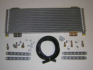 Tru cool Max Transmission Oil Cooler Heavy Duty 40 000 Gvw Low Pressure Drop