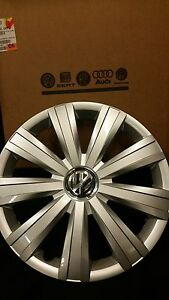 Vw Oem Genuine Jetta Wheel Hub Cap 5c0601147qlv 15 2011 2012 2013 2014 2015