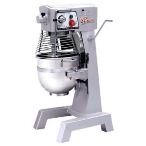 Mvp Group Pm 30 30 Qt 3 Speed General Purpose Mixer Silent Operation