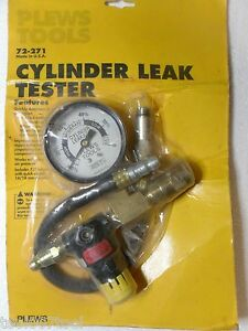 Plews Tools 72 271 Cylinder Leak Tester