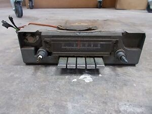 1971 1975 Mopar Am Radio